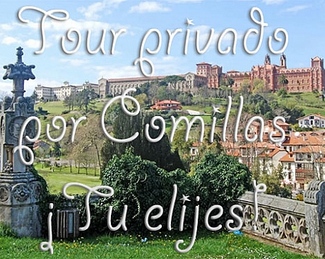 Private tour of Comillas. ¡You choose!-9