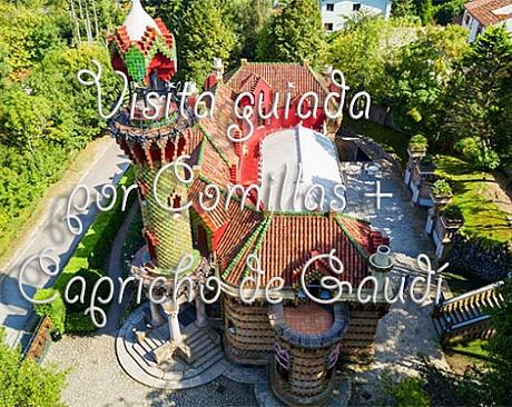 Visita guiada por Comillas + Capricho de Gaudí-6